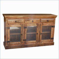 Yosemite Storage Display Cabinet in Light Coffee Price