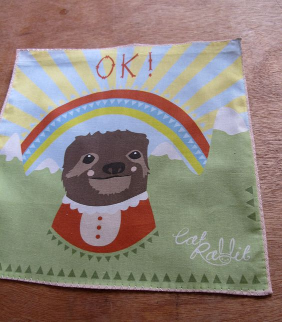 Hankies are OK