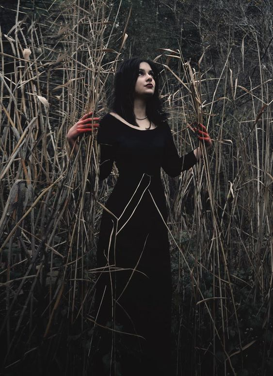 Photograph Burn the witches by Valeria  Chorozidi #photography #portrait #dark