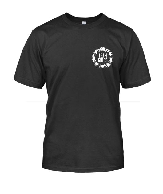 Gibbs T-shirts and Hoodies