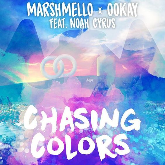 Marshmello, Ookay, Noah Cyrus – Chasing Colors acapella