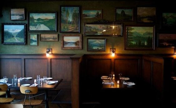 The Woodsman Tavern and Market in Portland, OR