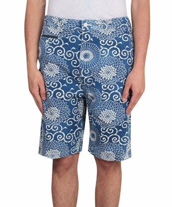 JUNYA WATANABE Cotton printed shorts. #junyawatanabe #cloth #shorts