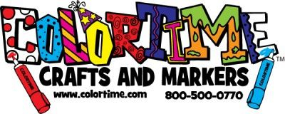 Review and Giveaway: Colortime Crafts and Markers