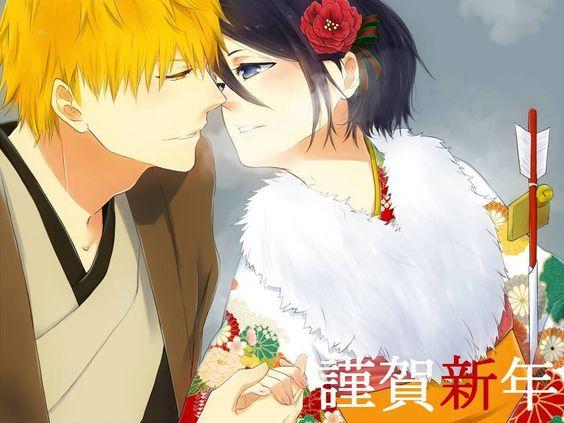 ichiruki new year
