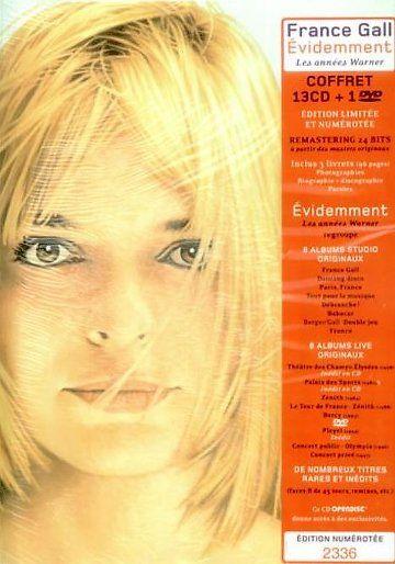 France Gall - Evidemment Les Annees Warner - VOL 13 (2004) - http://cpasbien.pl/france-gall-evidemment-les-annees-warner-vol-13-2004/