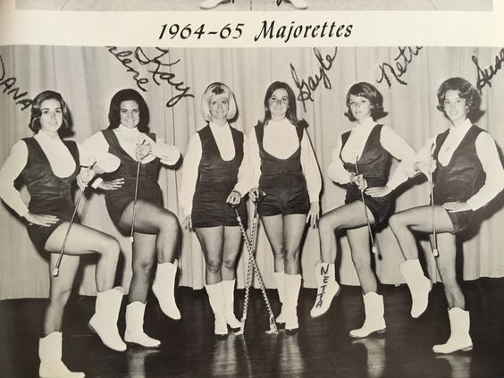 Yoakum High School Majorettes