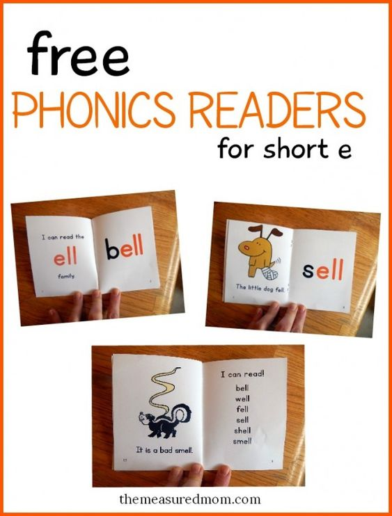It's just a picture of Lively Printable Phonic Books