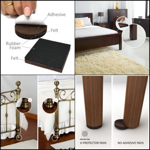 Furniture Pads Non Slip Stoppers Floor Protector With Rubber Pad For Home Use Furniture Pads Furniture Pad