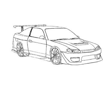 fast and furious coloring sheets on