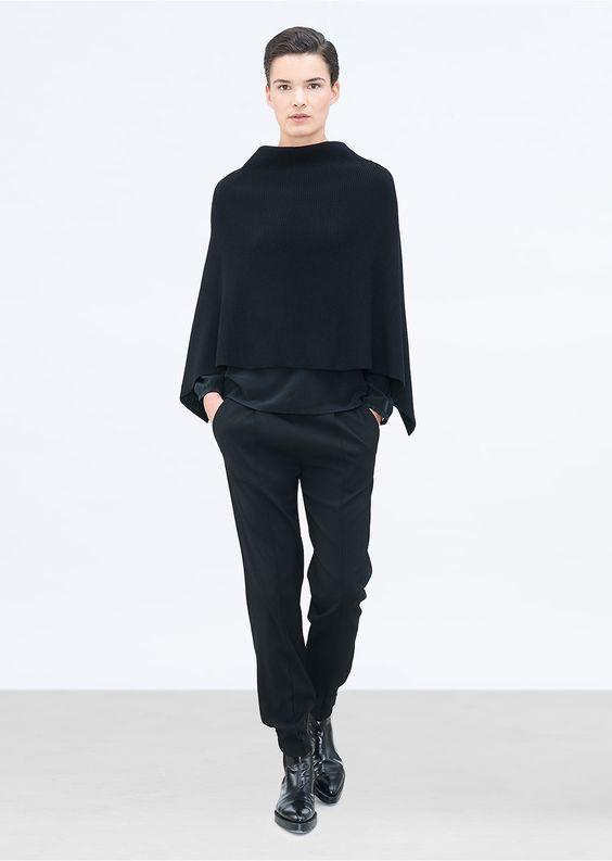Damen Hosen - Poncho - Marc O'Polo - Women - Bekleidung