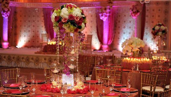 Orlando Destination Weddings - Hilton Orlando Bonnet Creek Wedding Venues