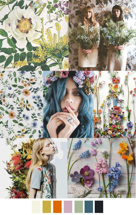 SPRING/SUMMER 2016 - WILD FLOWER:
