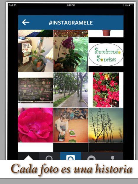 How to use #InstagramELE in the classroom   Todoele - Enseñanza y aprendizaje del español   Scoop.it