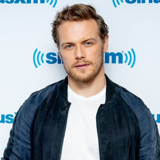 The 41 Sexiest Pictures Of Jamie On Outlander Outlander Sam