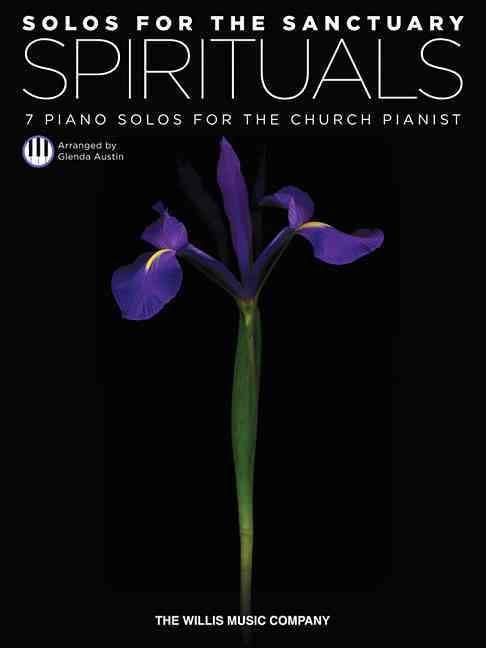 Solos for the Sanctuary - Spirituals: Mid-Intermediate Level