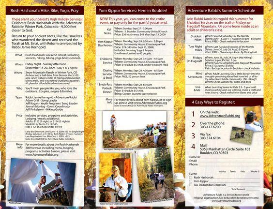 Images For u003e Tri Fold Brochure Samples Brochures Pinterest - pamphlet sample