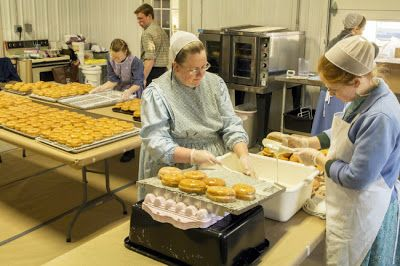 AMISH DISCOVERIES: Fastnacht Day is Today-