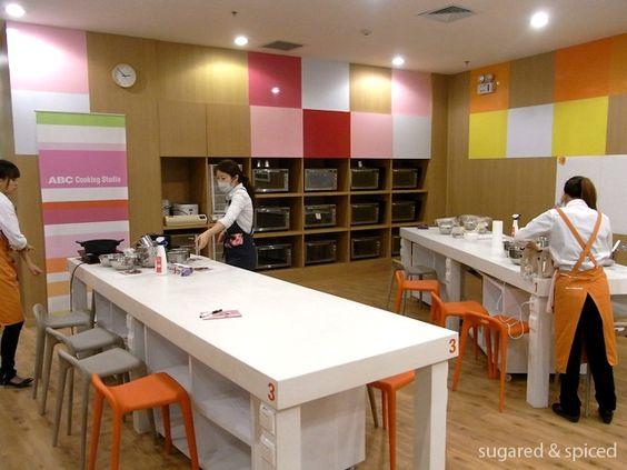 Shanghai Abc Cooking Studio New Room Pinterest