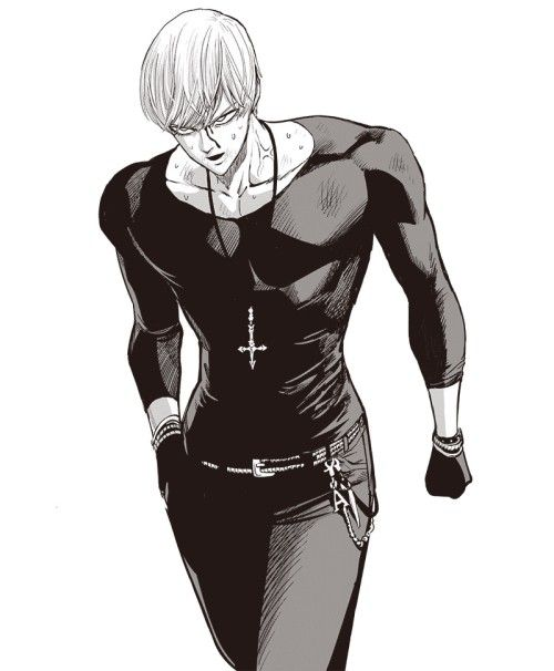 Sweet Mask One Punch Man One Punch Anime Boy