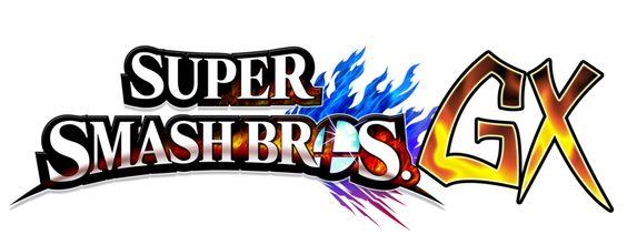 Super Smash Bros GX Logo by KingAsylus91 on deviantART