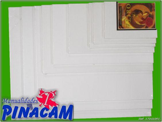 Disponemos de lienzos con distintas medidas, standar, 3D y especiales.    www.manualidadespinacam.com #manualidades #pinacam #madera #cuadros. #lienzo