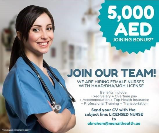Nurses Job Openings Uae Nursing Jobs Job Opening Nurse