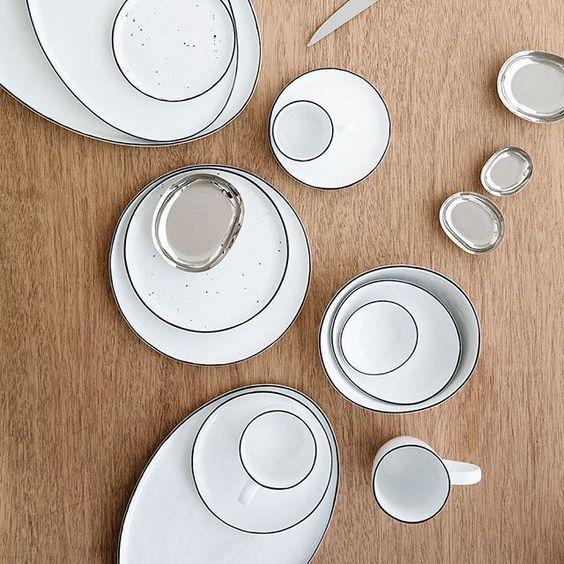 Gedeckter Gedeckter Tisch Besteck Hej Home Instagram Mit Platzteller Rozy Samtki Tisch Gedeckter Tisch Broste Copenhagen Rustic Table Setting Plates