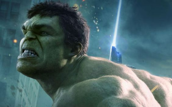 The Hulk on twitter