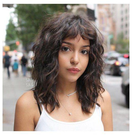 Pin By Antonia Reynolds On Hair Styles In 2020 Long Curly Bob Curly Hair Styles Naturally Curly Bob Hairstyles
