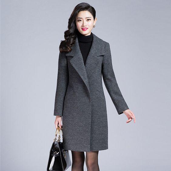 Online Get Cheap Vintage Womens Coats -Aliexpress.com | Alibaba ...