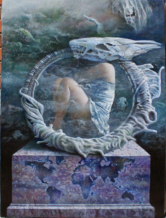 胡文賢(Santos Hu)... | Kai Fine Art