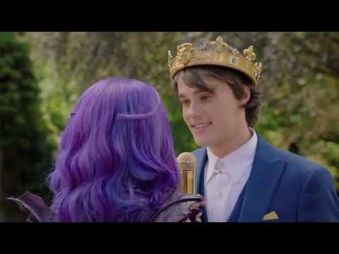 Descendientes 3 Película Completa Youtube Disney Descendants Movie Disney Descendants Disney Magical World