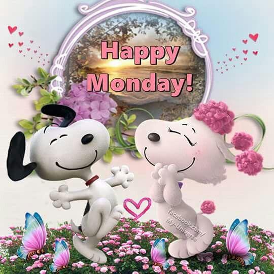 Happy Monday~~J