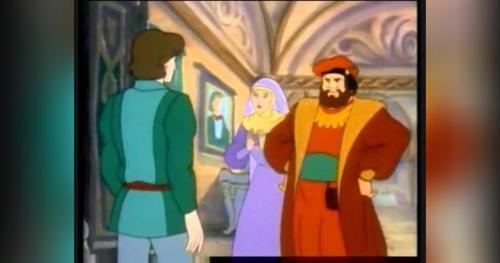 La storia di san francesco in cartone animato disegni da