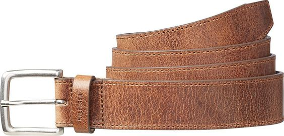 Erleben Sie CasualChic der Luxuklasse. Dieser Gürtel Frode Belt aus dem Hause Tommy Hilfiger macht Ihr anspruchsvolles Alltagsoutfit komplett. 100% Leder...