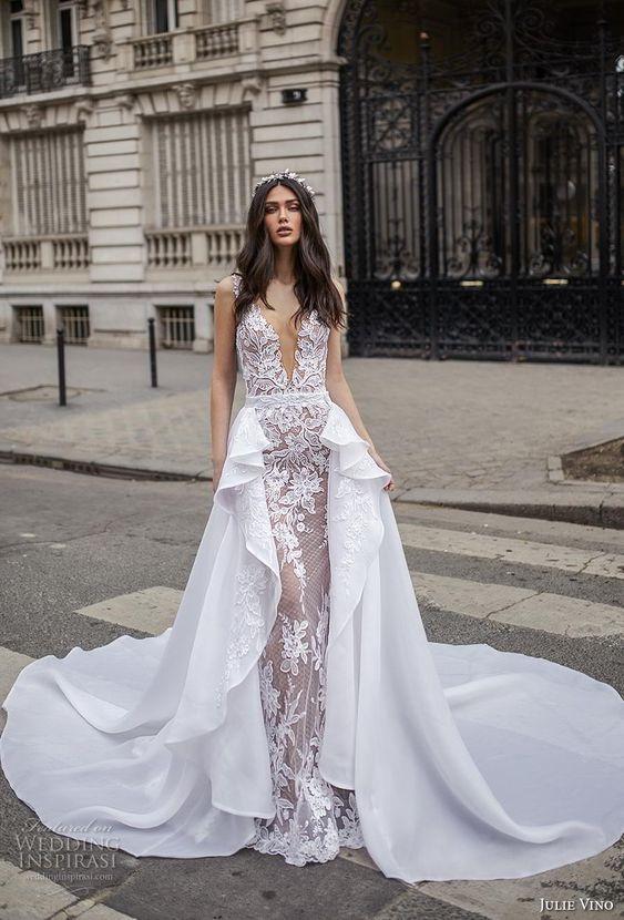 Julie Vino 2019 Wedding Dresses — Paris style