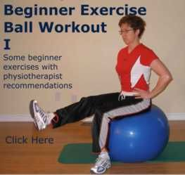 Terrific ball workout tips, ect