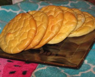 Cloud Bread It's really quite easy and even better it's basically a zero carb bread replacement. Gluten free and able to be tweaked to add savory or sweet flavors.