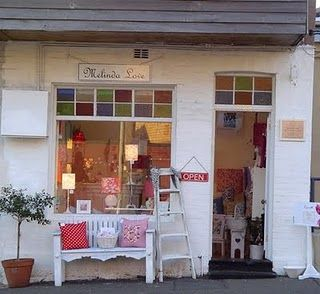 I want a little shop like this
