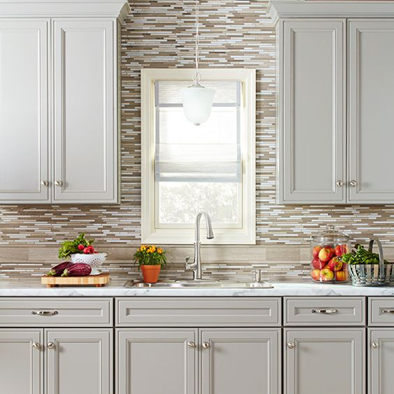 Gray Kitchens, Kitchen Cabinetry And Gray On Pinterest