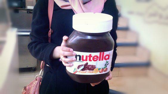 BIG nutella <3