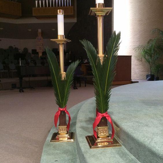Catholic Wedding Altar Decorations: Palm Sunday , Epiphany Of The Lord Catholic Church