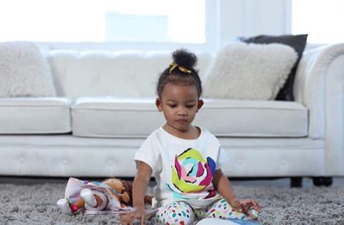 Angela Simmons daughter