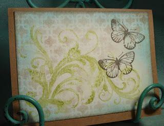 My stuff, my life: Butterfly flourish...