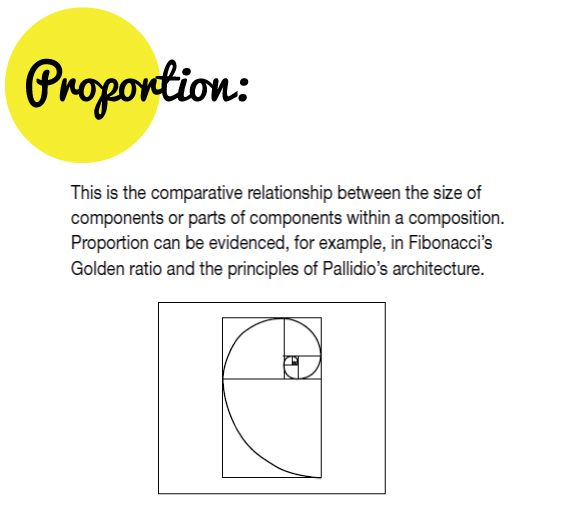 Proportion Definition definition of proportion art education ... C Cup Example