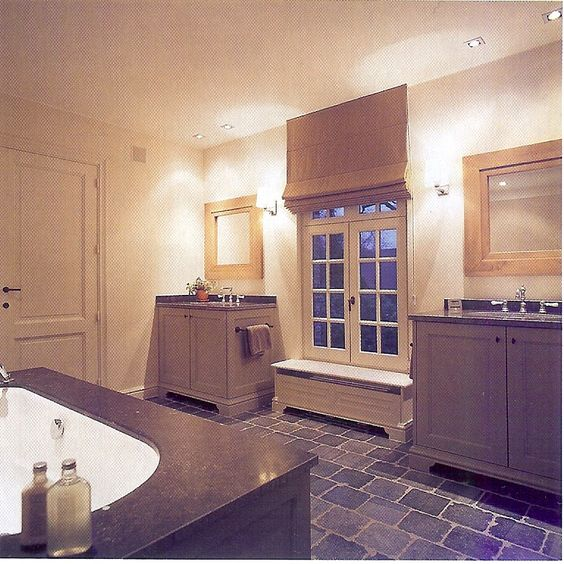 Van on pinterest - Idee voor badkamers ...