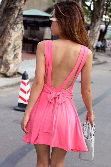 loveeee backless dresses