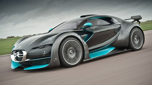 Citroen Survolt. Watch the video, sounds like something from Star Wars.