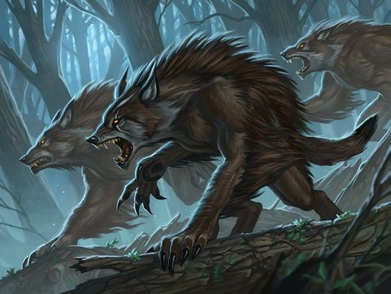 Werewolf Fiction                                                       …